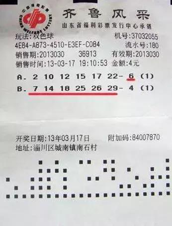 中彩票也要有些准备,中彩8招总有一款适合你的