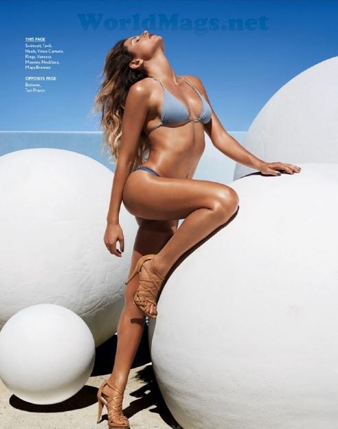 """阿纳斯塔西娅·阿什丽被国外杂志评选为""""全球十大美女冲浪手""""之一"""