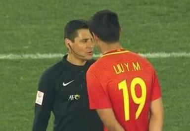 U23亚洲杯黑哨法加尼,被伊朗俱乐部讽刺