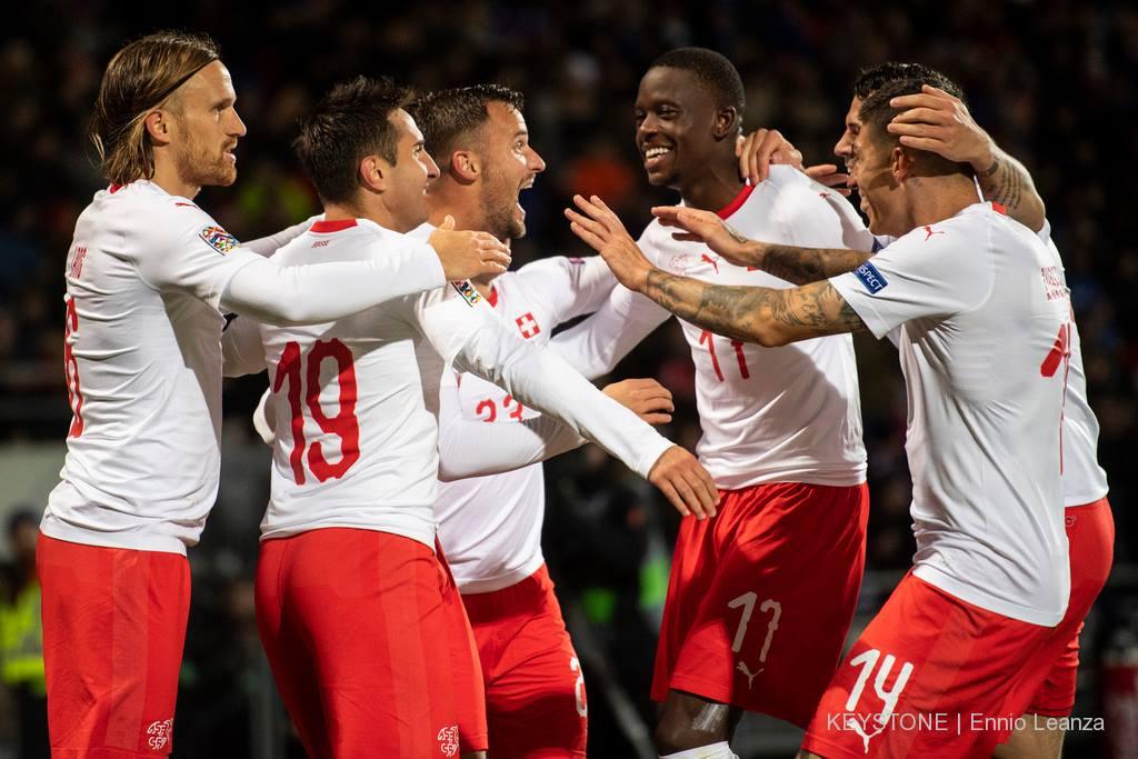 欧国联:瑞士VS比利时 瑞士还有机会?
