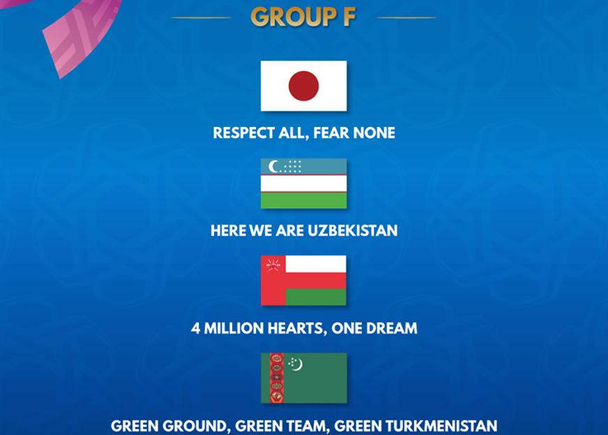 亚洲杯E、F组形势:E组充满悬念,日本无压力
