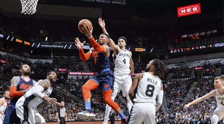 NBA:热火轻松捕获灰熊 雷霆复仇马刺