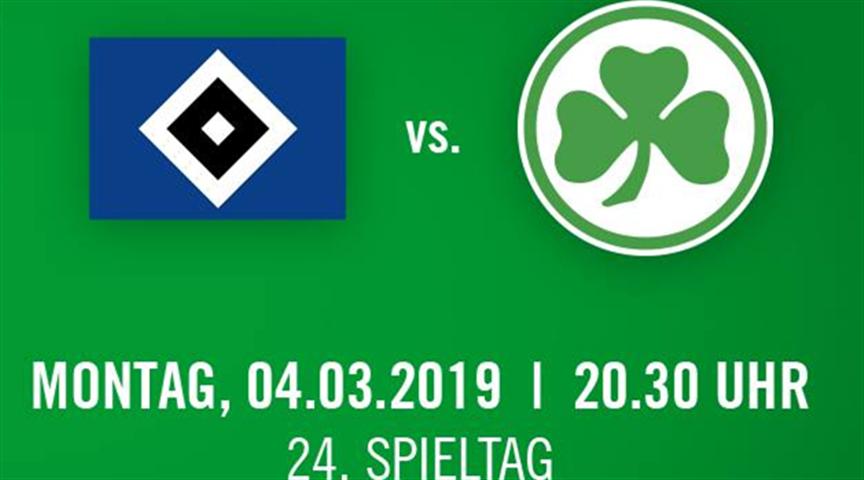 德乙:汉堡VS菲尔特 汉堡结束不胜?