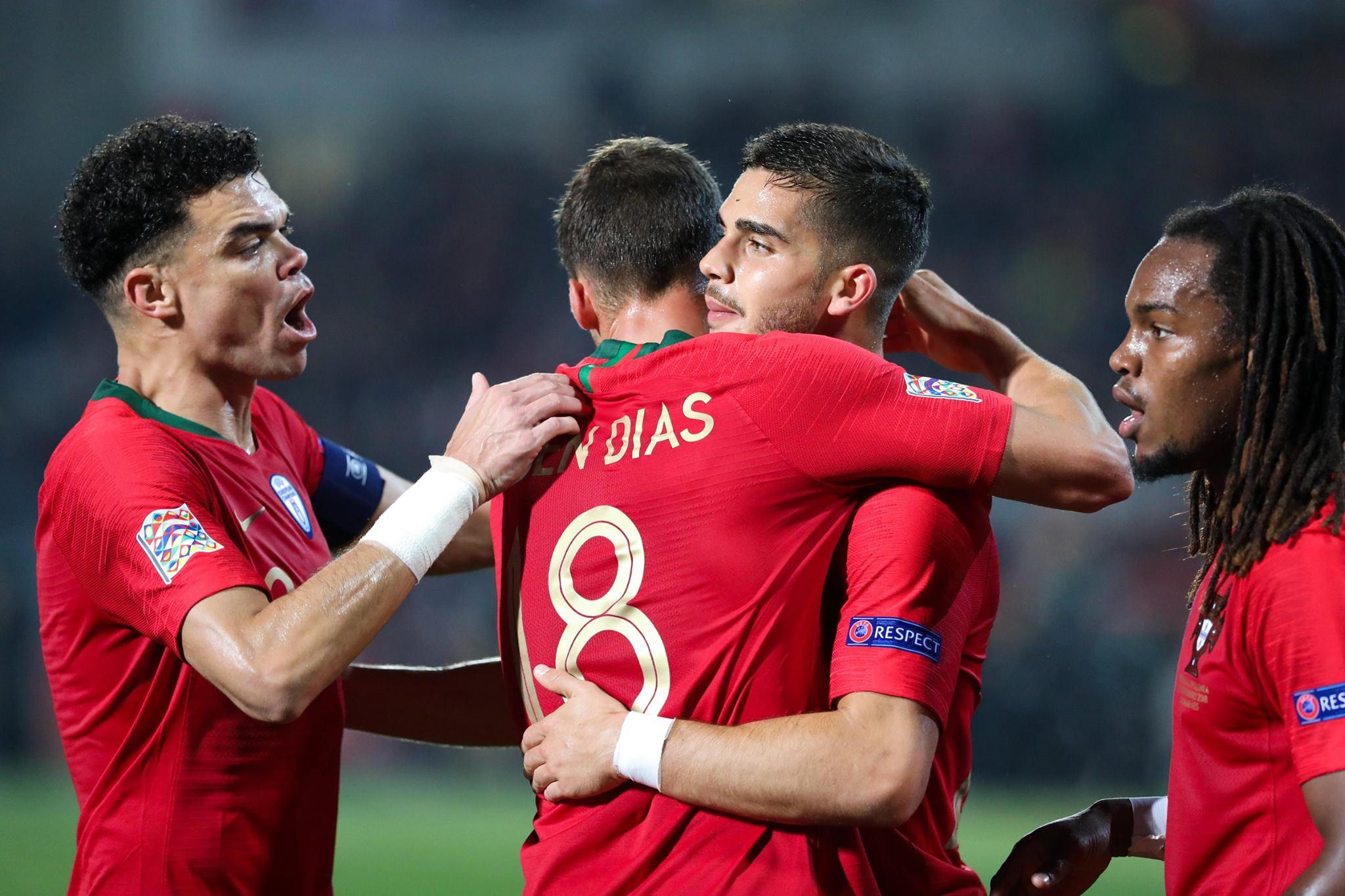 葡萄牙 VS 乌克兰
