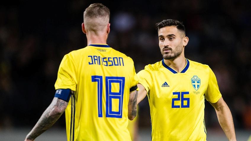 瑞典 VS 罗马尼亚