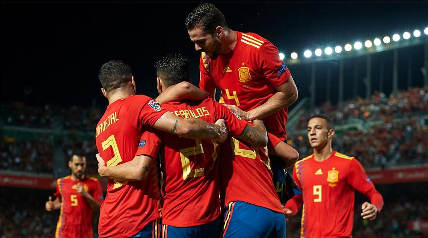 西班牙 VS 挪威