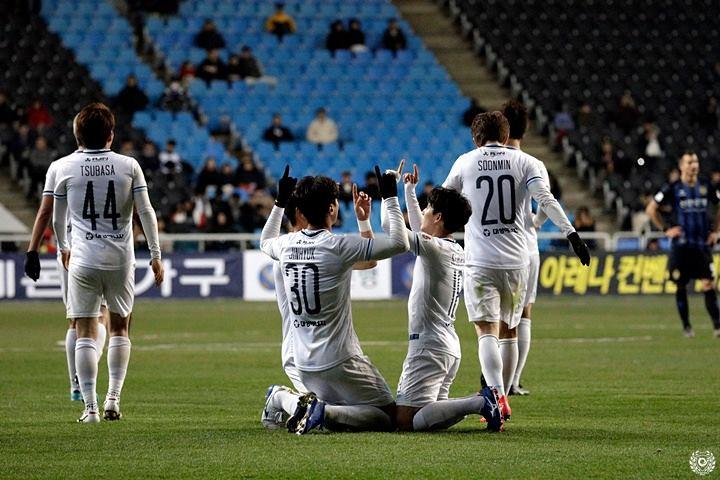 广岛三箭 VS 大邱FC