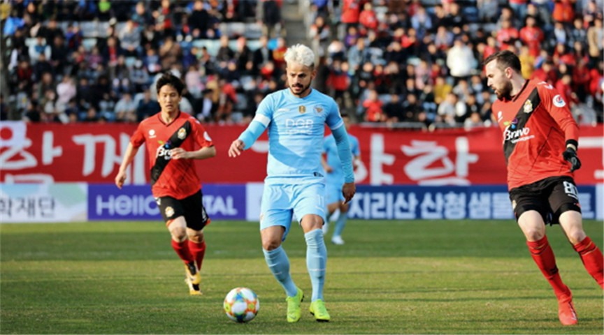 韩足总杯:济州联已经换帅,大邱FC坐和望赢