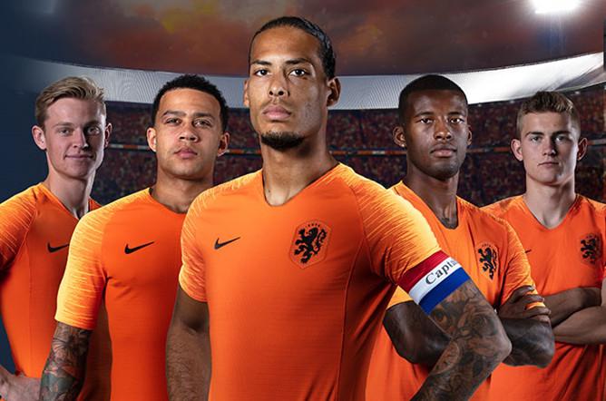 欧国联:荷兰VS英格兰 郁金香再次绽放!
