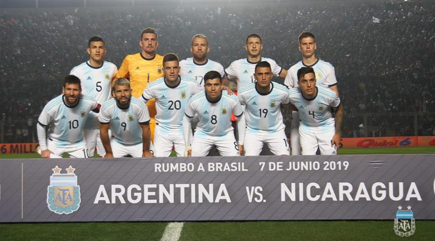 委内瑞拉 VS 阿根廷