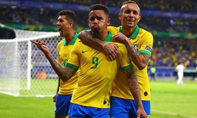 美洲杯   巴西VS 秘鲁