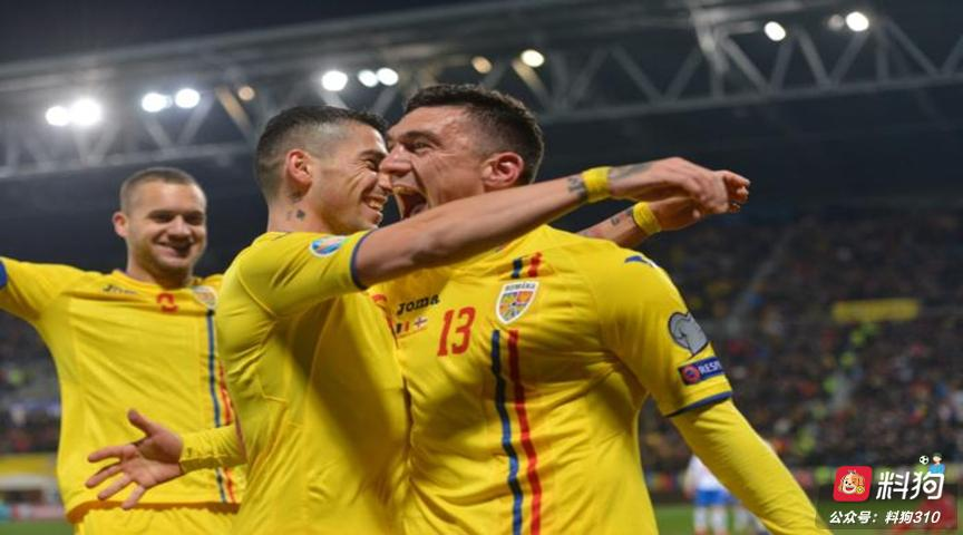 欧预赛    罗马尼亚 VS 西班牙
